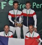TITLE SENIOR 50 TENNIS WORLD CHAMPION 2012