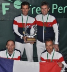 TITLE SENIOR 50 TENNIS WORLD CHAMPION 2012