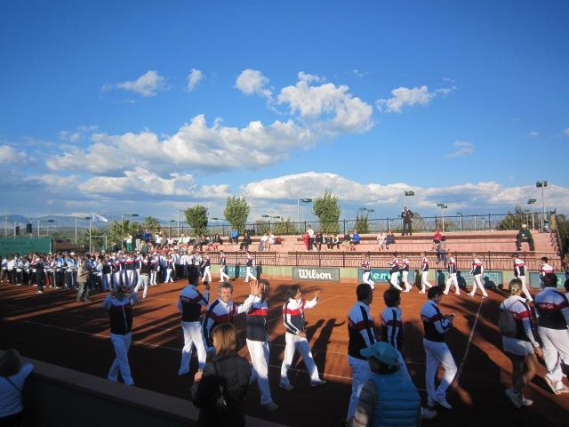 cérémonie ouverture