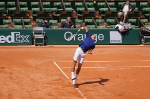 service de Djokovic