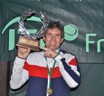 2012 avec la coupe Fred Perry